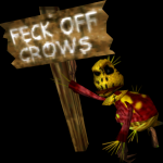 Birdy the Scarecrow from Conker's Bad Fur Day
