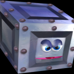 Burt the Living Metal Crate from Conker's Bad Fur Day