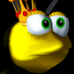 Mrs. Queen Bee from Conker's Bad Fur Day