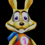 DK64 Rodney the Hare