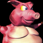 Troff the Pig