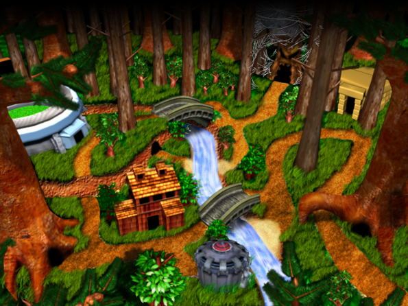 DK Vine Gallery Donkey Kong Country Game Boy Advance - Country games