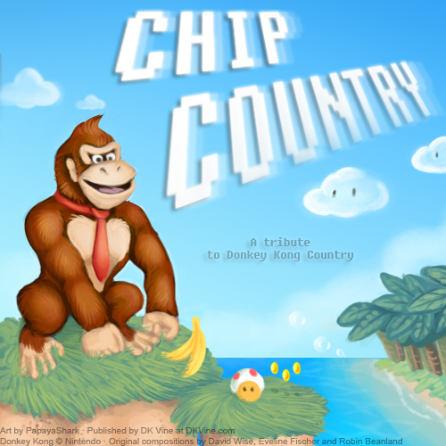 Chip Country - Cover