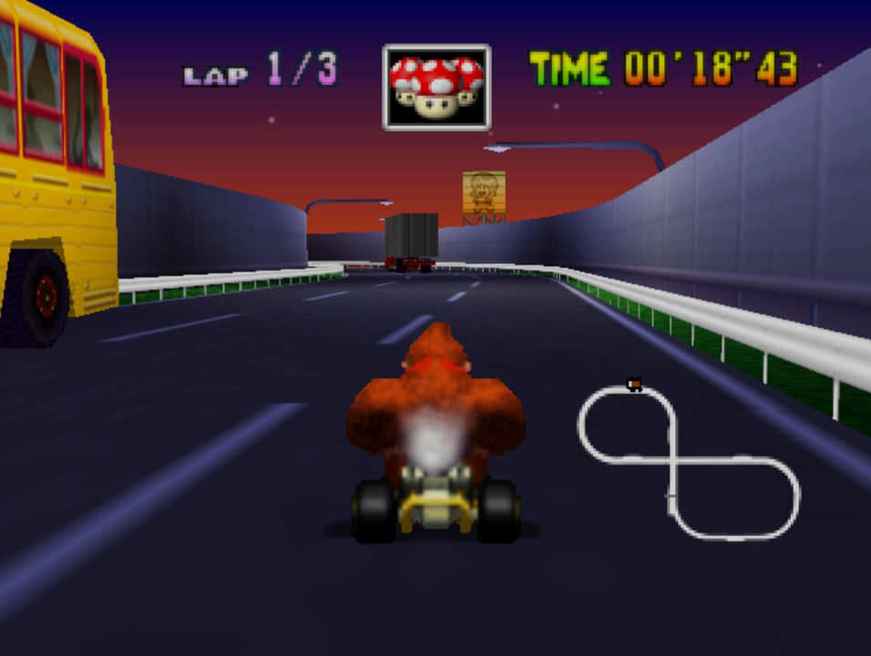 Dk Vine News Diddy Kong Is In Mario Kart 64 This Is Not A Joke