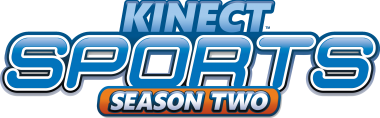 Kinect Sports: Season Two logo (click to enlarge)
